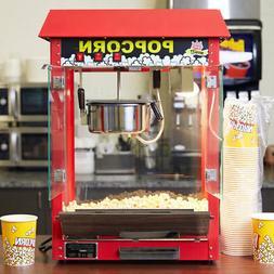Carnival King PM30R 8 oz Commercial Royalty Popcorn Popper F