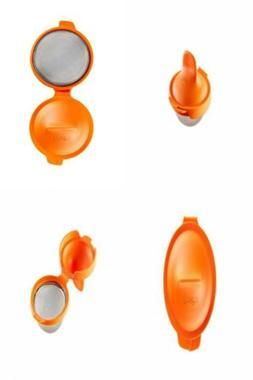 Lekue Poached Egg Maker/Poached Cooker Unit), 1, Orange