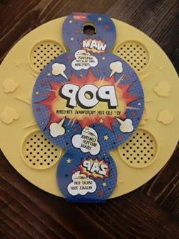 pop microwave popcorn lid silicone bpa free