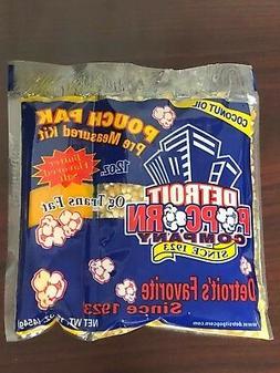 Popcorn / Coconut Oil 12oz. Kit  Packs Naks Paks