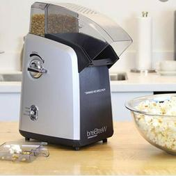 Westbend 16 oz. Professional Popcorn on Demand in Silver/Bla