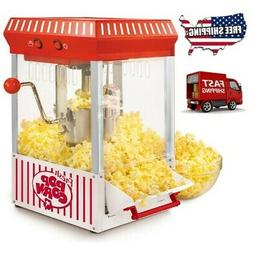 popcorn machine countertop vintage collection 2 5