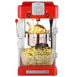 Great Northern Popcorn Machine Pop Pup Retro Style Popcorn P