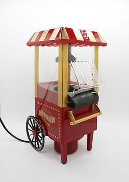 Popcorn Maker Carriage Popcorn Machine Popcorn Home Maker Co