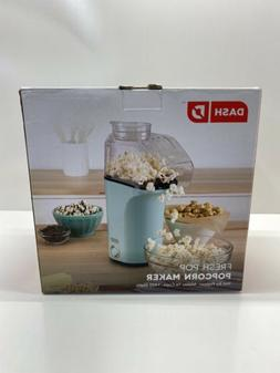Dash Popcorn Maker Fresh Pop Hot Air Popper 16 Cups 1400 Wat