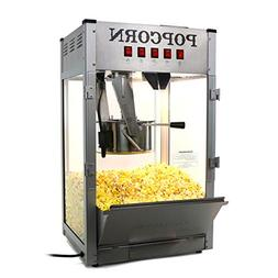Paramount 16oz Popcorn Maker Machine - New 16 oz Hot Oil Com