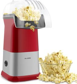 Popcorn Maker Machine Hot Air Popcorn Poppers for Home No Oi