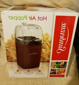 Popcorn Maker Machine Sunbeam Hot Air Popper