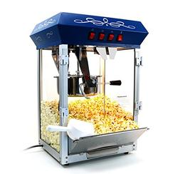Paramount 8oz Popcorn Maker Machine - New Upgraded Feature-R