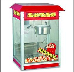 Popcorn Popper Machine Maker Electric Professional Commercia