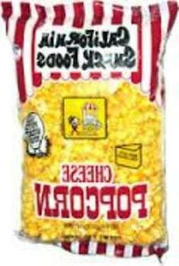 California Snacks PopCorn