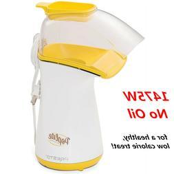 poplite hot air electric popcorn popper maker