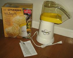 Presto PopLite Hot Air Popcorn Popper #04820