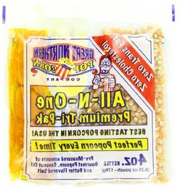 Great Northern Popcorn 4-Ounce Portion Packs
