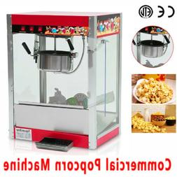 Professional Commercial Popcorn Machine Popcorn Maker Theate