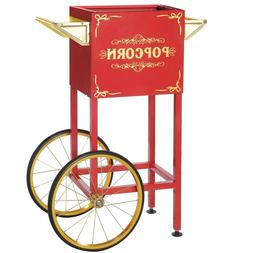 red replacement cart