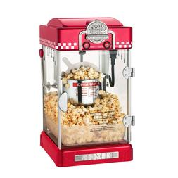 Retro Counter Top Table Top Retro Popcorn Popper Home Use 2.