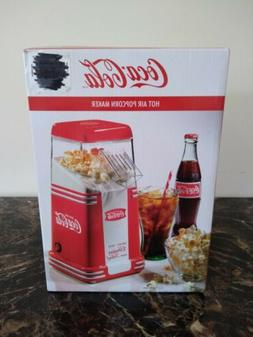 Nostalgia Electrics RHP310COKE Coca-Cola Series Mini Hot Air