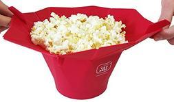 Silicone Microwave Popcorn Popper | Micro-Popper | Popcorn M