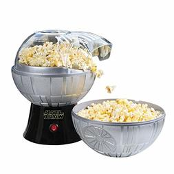 Star Wars Death Star Hot Air Popcorn Maker And One 2 Lb Bag