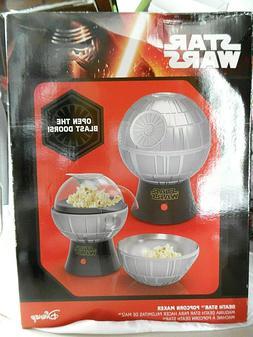 Star Wars Rogue One Death Star Popcorn Maker Hot Air Popper