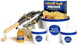 stovetop popcorn popper theater party pack