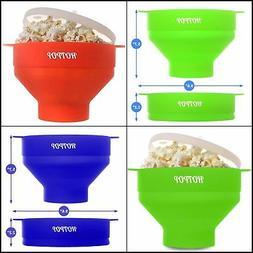 the original microwave popcorn popper silicone