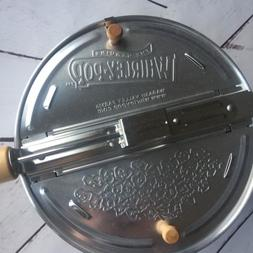 Wabash Valley Farms The Original Whirley Pop Stovetop Popcor
