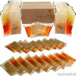 Theater Popcorn Machine Maker Portion Packs w/ Popper Poppin