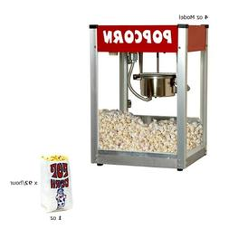 Paragon Thrifty Pop 4 Ounce Popcorn Machine for Professional