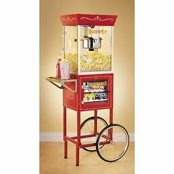 Nostalgia Electrics Vintage Collection Popcorn & Concession