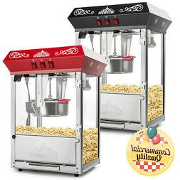 vintage style popcorn machine maker popper