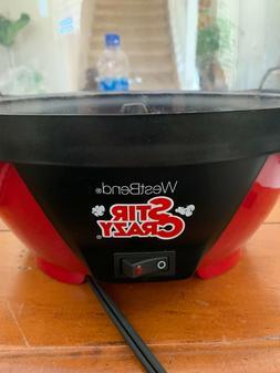 West Bend 82505 Stir Crazy Electric Hot Oil Popcorn Popper,