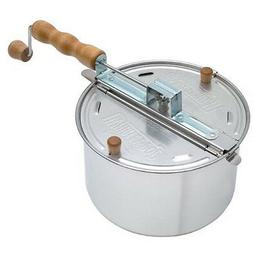 Whirley Pop Stovetop Popcorn Popper Valley Wabash Farms Old