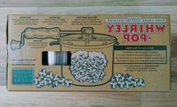 🎉Popcorn Popper!WHIRLEY·POP Wabash Valley Farms Stovetop